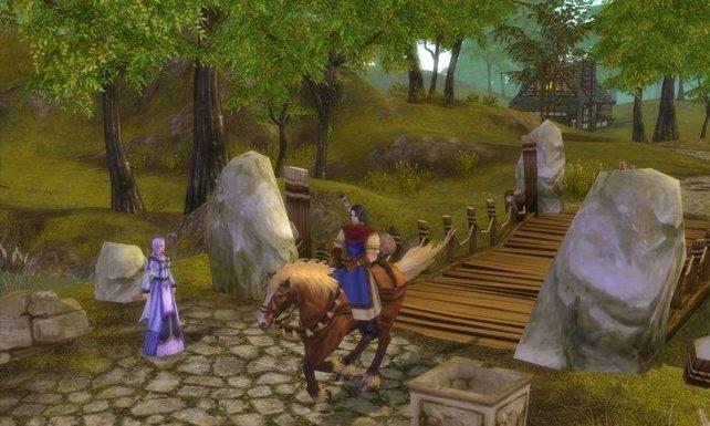 Runes of Magic will eine kostenlose Alternative darstellen.