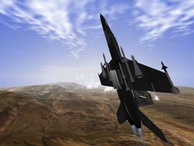 Die Bewaffnung der F/A 18
