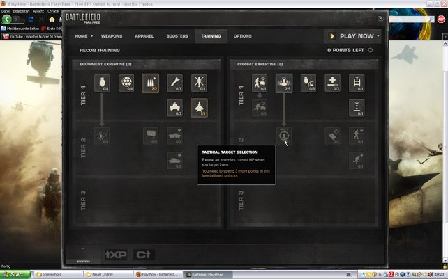 Das Skill-System macht aus eurem 08/15-Kämpfer nach und nach einen Elitesoldaten.