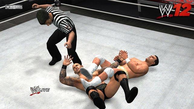 Anhänger des Wrestling-Sports dürfen sich auf eine große Portion Drama freuen.