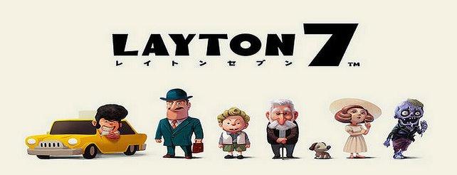 Layton 7: Rollenspiel-Ableger ohne den Professor