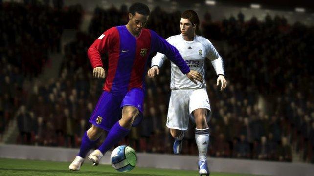 Das ewige Duell in der spanischen Premiera Division: Barca gegen Real