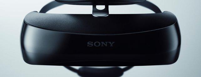 Sony HMZ-T3: Spieletaugliches Kopfkino