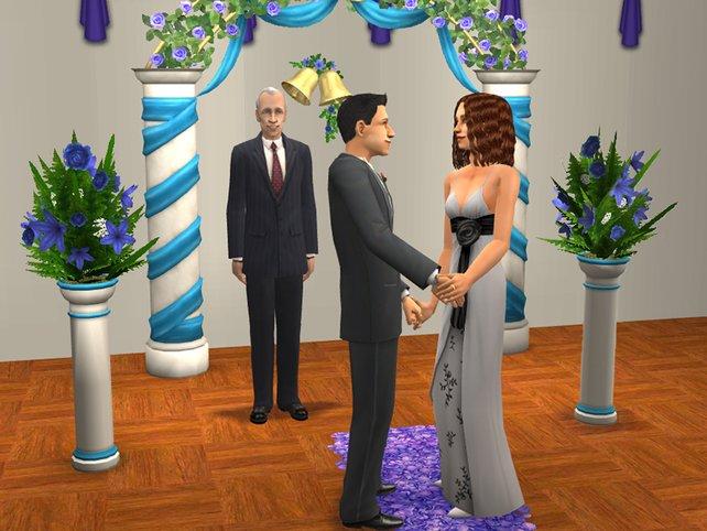 Neue Gegenstände sorgen für die perfekte Hochzeitsatmosphäre