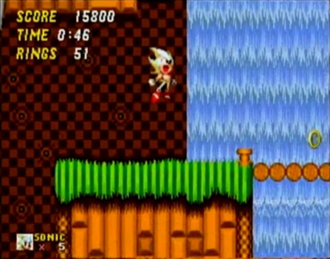 Gegen diese Grafikmacht von Segas Game Gear soll der spartanische Game Boy ankommen? Na, denn mal zu!