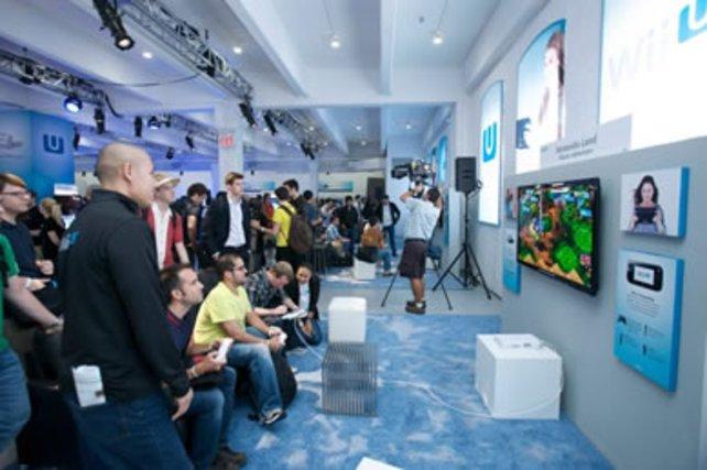 Ihr könnt dabei sein, wenn die Wii U Experience Tour startet.