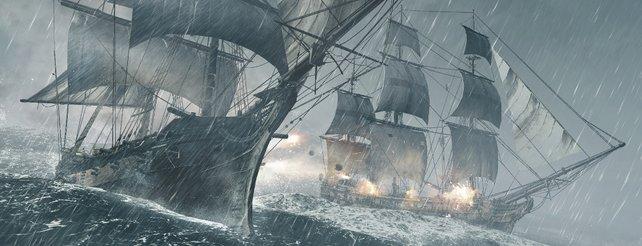 Assassin's Creed 4: Seeschlachten und Saufgelage im neuen Video