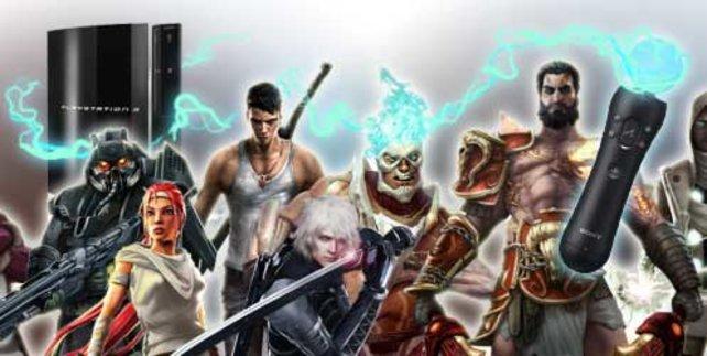 2012 sind viele tolle PS3-Spiele erschienen. spieletipps kürt die 20 besten.