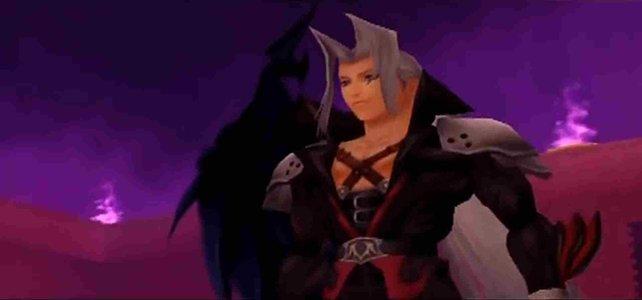 Nach Final Fantasy 7 dürft ihr euch in Kingdom Hearts nochmal an Sephiroth rächen.