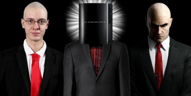 Wir wollen eure Hitman-Aufmachung sehen! Es winkt eine PS3!