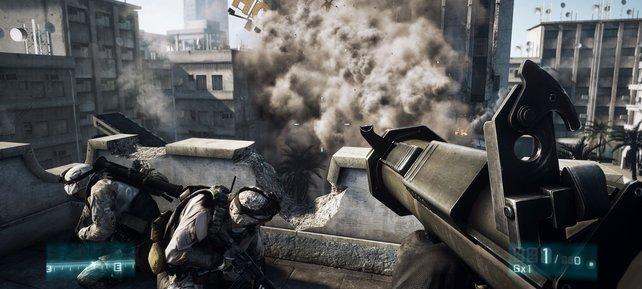 Battlefield 3 bietet einen erstklassigen Online-Modus und eine beeindruckende Kampagne.
