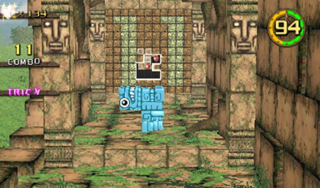 Das Azteken-Motiv steht dem Spiel gut zu Gesicht.