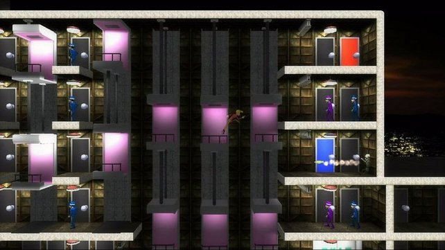 Ein Pixelklassiker in der dritten Dimension.