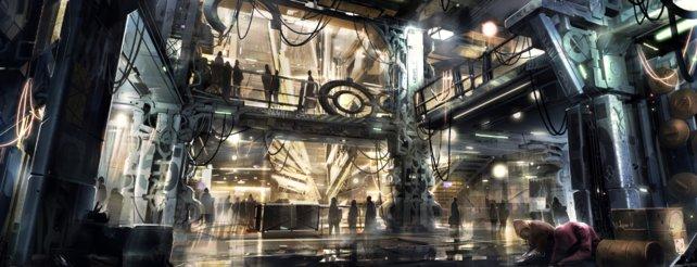 Deus Ex - Universe: Neuer Ableger für kommende Konsolengeneration angekündigt
