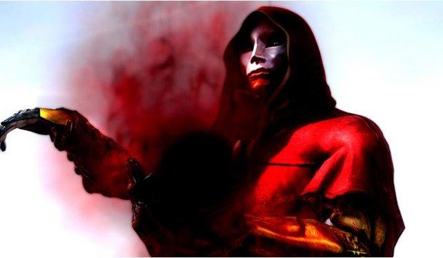 Was will der maskierte Typ von Ryu? Und wer steckt hinter der Maskerade?
