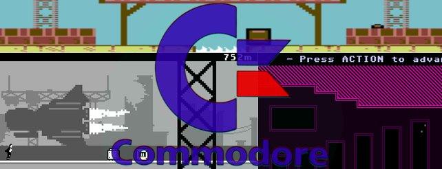 """Commodore 64: Gratis Indie-Spiele für den """"Brotkasten"""" zocken"""