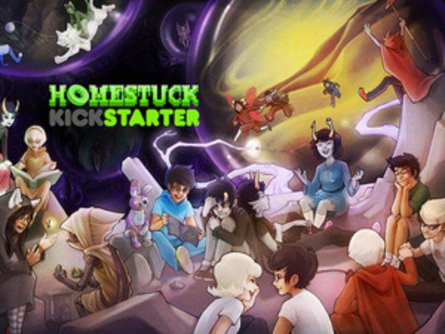 Das Adventure-Konzept überzeugte die Kickstarter-Gemeinde.