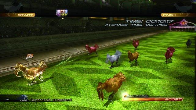Wer hat die Chocobo-Rennen aus Final Fantasy 7 nicht vermisst?