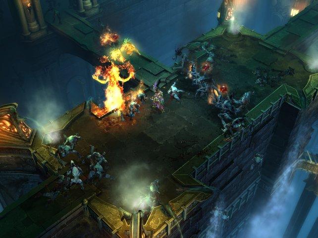 Diablo 3 ist die Königsklasse der Action-Rollenspiele.