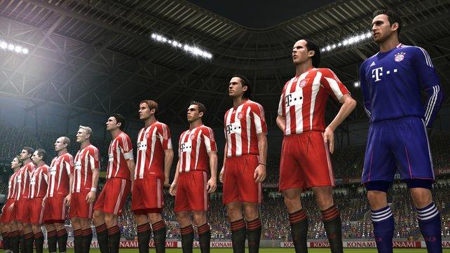 Zwei deutsche Klubs sind offiziell dabei, darunter Rekordmeister Bayern München.