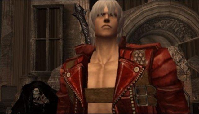 Dante ist stinksauer. Sein Büro ist völlig zerstört.