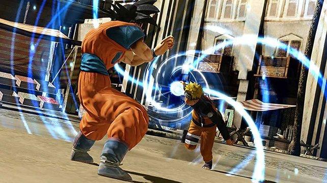 Ausweichen oder Blocken? Wenn der Gegner Superangriffe entlädt, wird's eng.