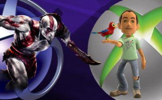 Zu so drastischen Vorfällen wie im PSN ist es bei Xbox Live bisher noch nicht gekommen.