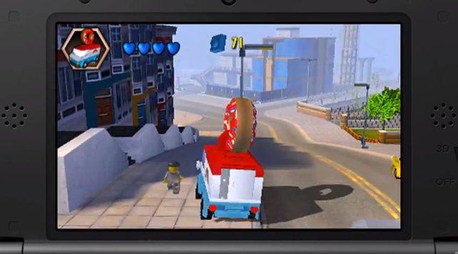 Die Atmosphäre der Wii-U-Version kommt nur ansatzweise auf.