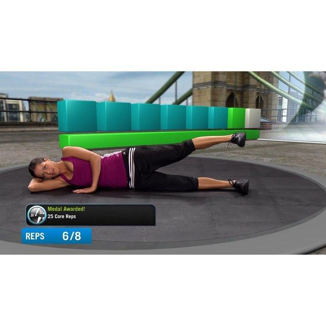 Führt die Übungen richtig aus, um eurem Körper perfekt zu stärken.
