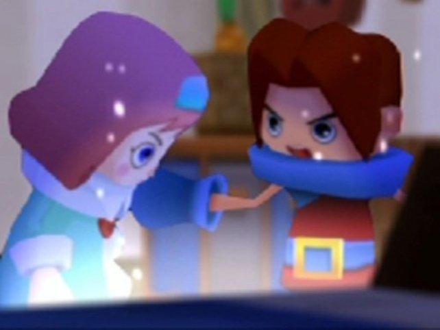 Sword und Anella.