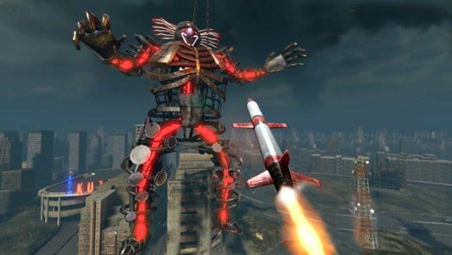 Zeigt im Nuke-Modus gute Zielfertigkeiten, damit ihr die Statue des gegnerischen Teams zerstört.