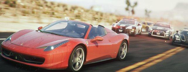 Need for Speed - Rivals: Erste Spielszenen auf PS4 und Xbox One