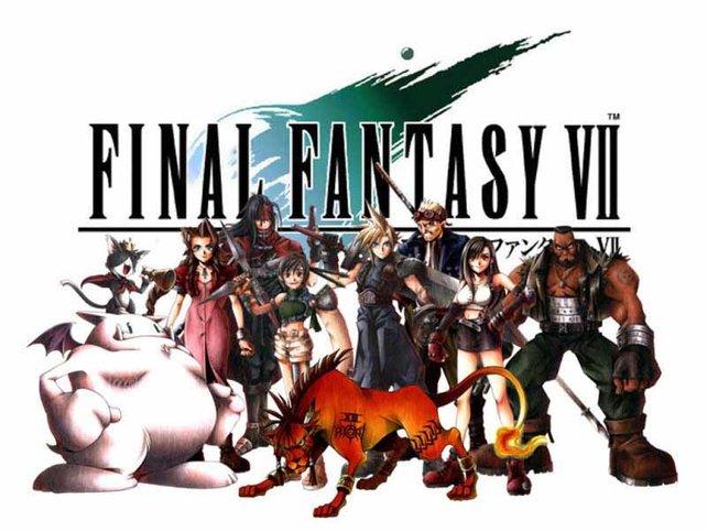 Die wohl bekanntesten Charaktere der Final Fantasy-Geschichte stammen aus dem siebten Teil.