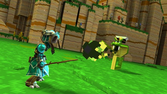 So sieht Guild Wars 2 aus, wenn man es mit klassischen Videospielen kombiniert.