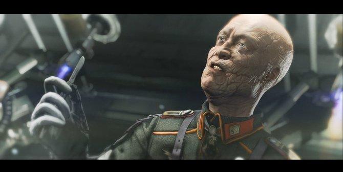 General Totenkopf glänzt durch Skrupellosigkeit und lange Monologe.
