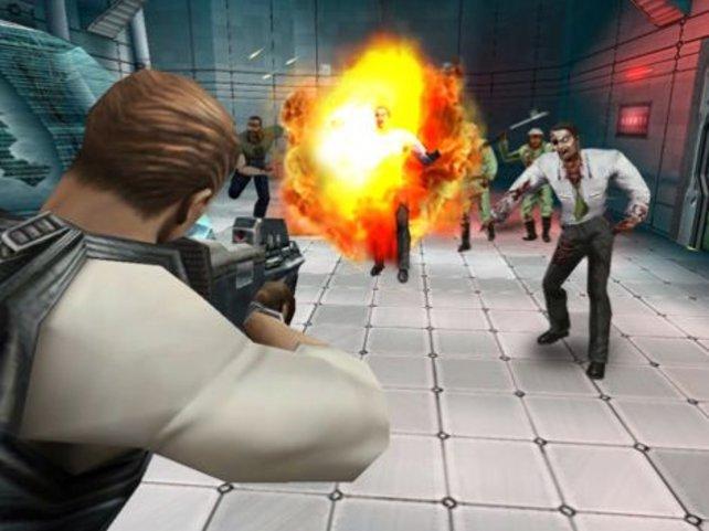 Zombie Infection setzt auf realistische Grafiken