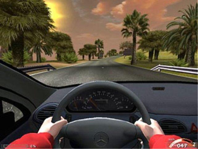 Ein Bild aus World Racing  PC Fassung