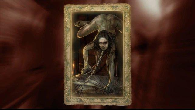 Entschließt ihr euch dazu die Vampire zu verschonen, entlohnen sie euch dies in untoten Naturalien.