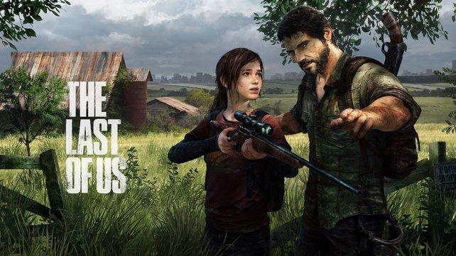 Ellie und ihr Beschützer Joel. The Last of Us erzählt ihre tragisch-schöne Geschichte.