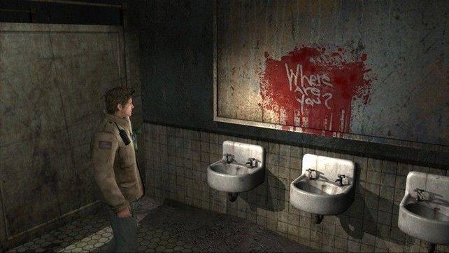Mytseriöse Botschaften begleiten Alex im Spielverlauf.