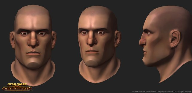 Das Charakter-Design fällt sehr detailliert aus.