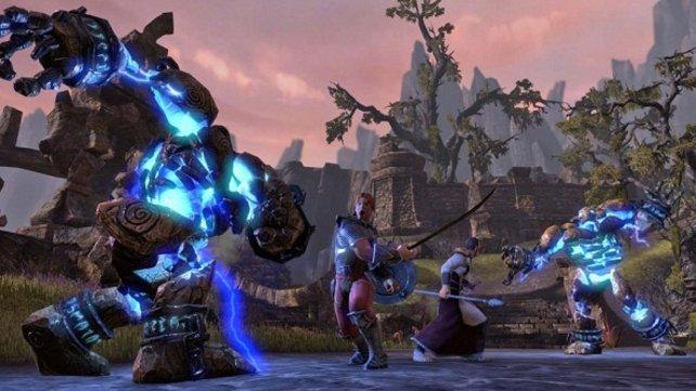 The Elder Scrolls Online könnt ihr allein oder in der Gruppe spielen.