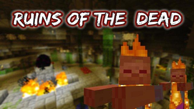 Spiel mit dem Tod: In dieser Modifikation wehrt ihr 16 Zombie-Angriffe ab.