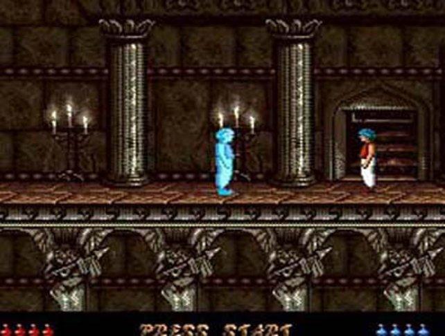 Auf dem SNES sieht der 2D-Prinz am schönsten aus.