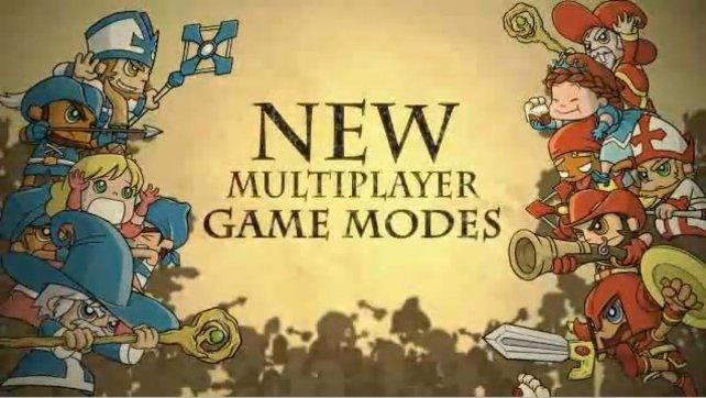 Neue Spielmodi sorgen für mehr Abwechslung.