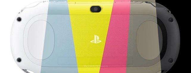 Playstation Vita: Neue Version plus TV-Erweiterung