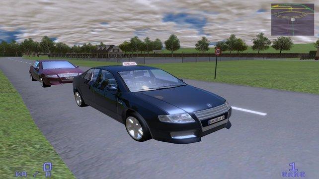 Fahr-Simulator Fahrschul-Edition 2013 ist die erweiterte Fassung des Fahr-Simulators 2012.