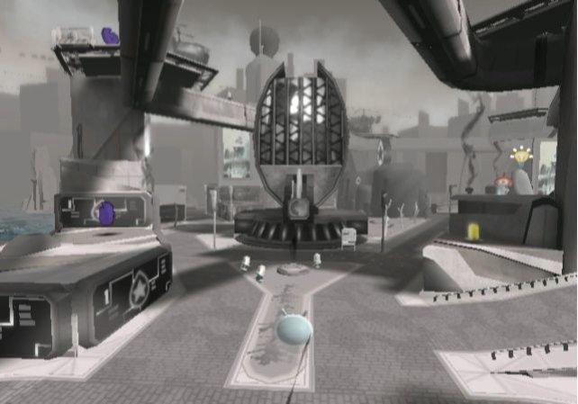 Das farblose Prisma City ist deprimierend,aber es muss ja nicht so bleiben.