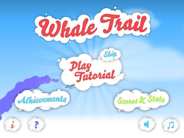 Der Held des Endlos-Spiels ist ein Wal.