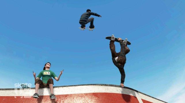 Tretet einem Skate-Clan bei!